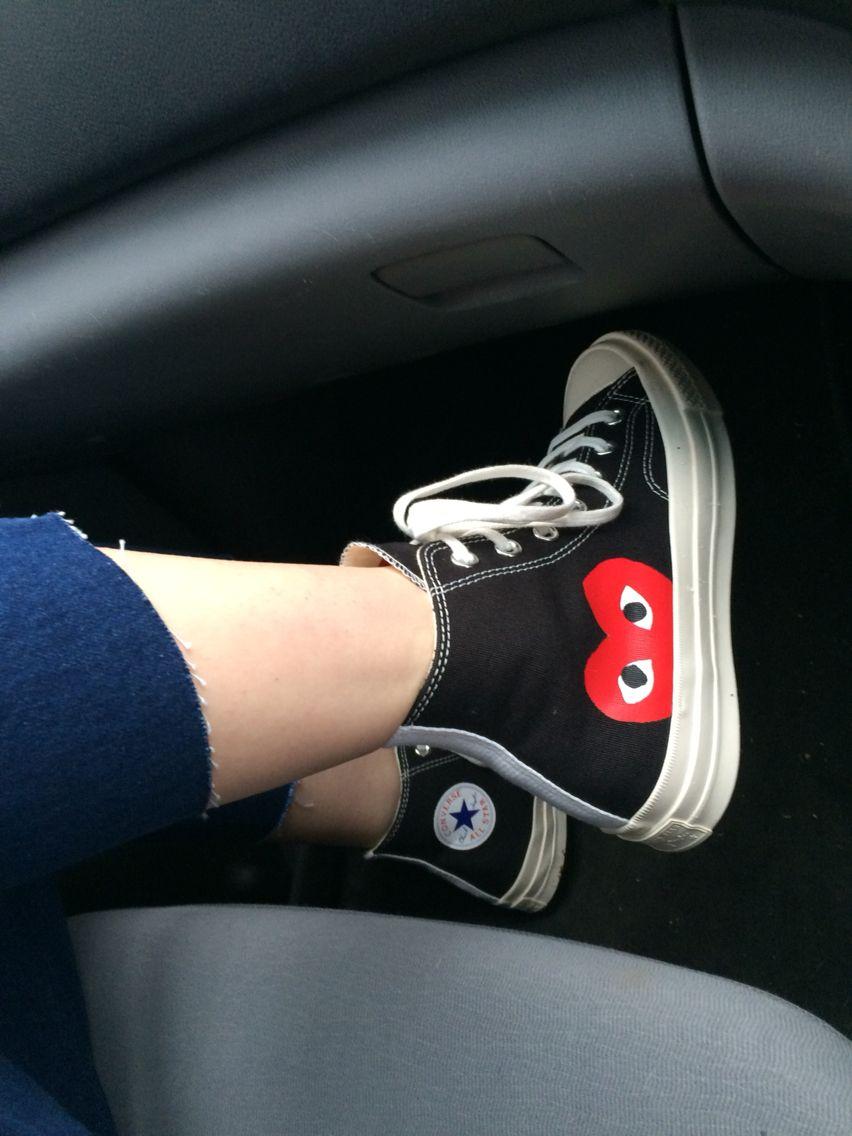 chaussure converse grosse semelle