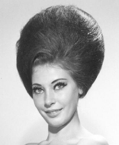 Androgynous Women Hairstyles Eyes Big Hair Beehive Hair Teased Hair