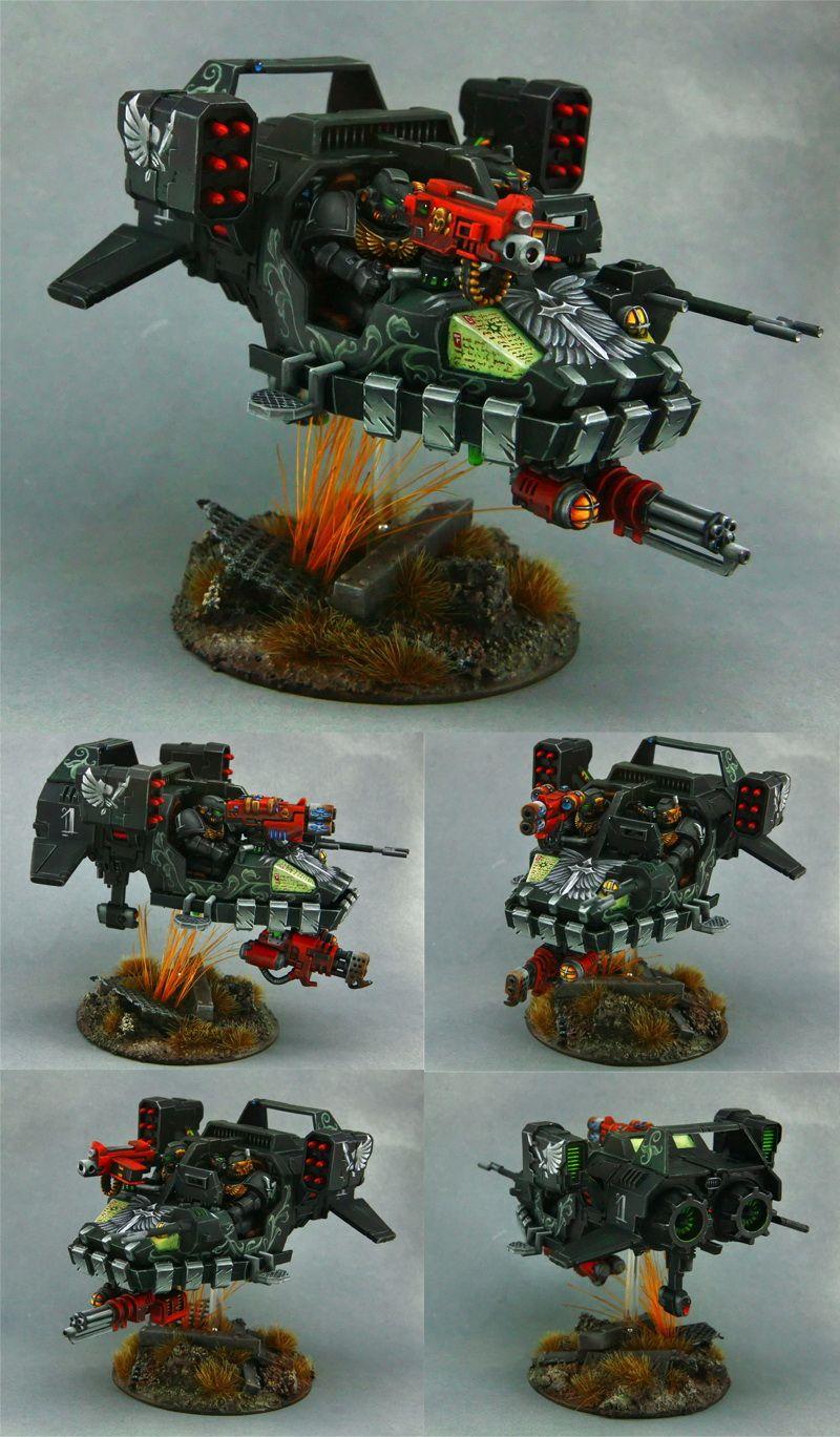 Land Speeder Ravenwing