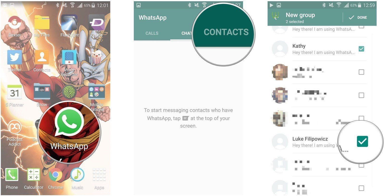 Birthday Cards for Whatsapp How to Send Messages with