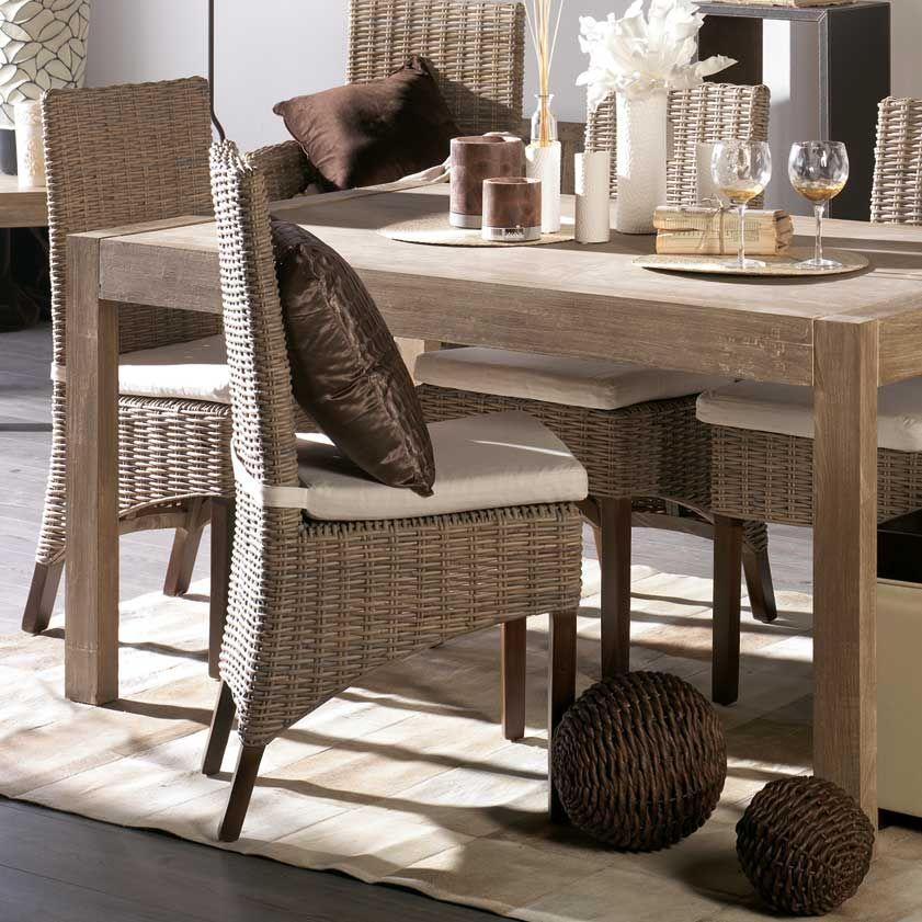 Cadeira ratan mobiliar decorar pinterest cadeiras for Sillas ratan