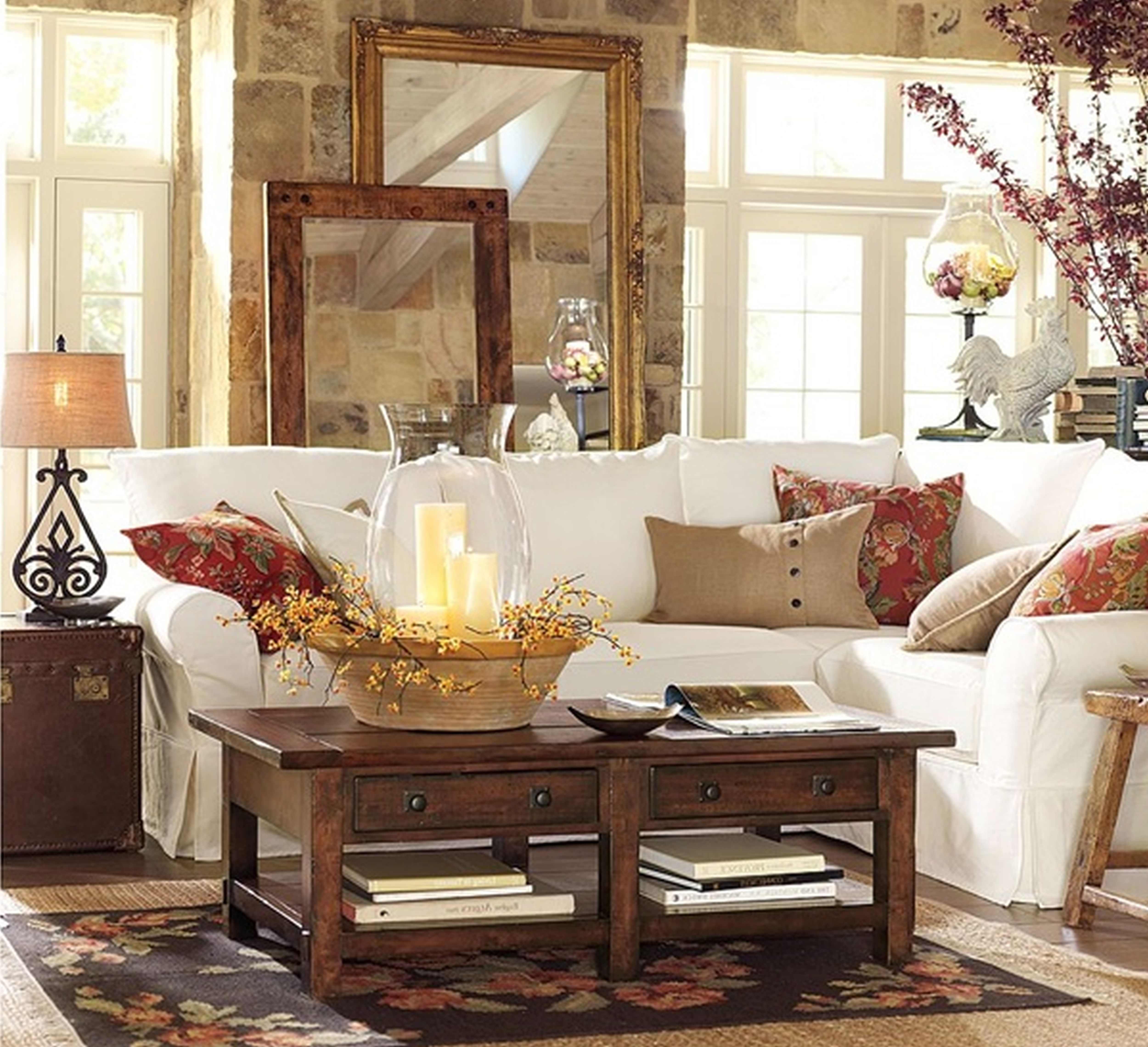 Pottery Barn Rooms In 2020 Pottery Barn Living Room House Decorating Ideas Bedroom Living Room Design Decor
