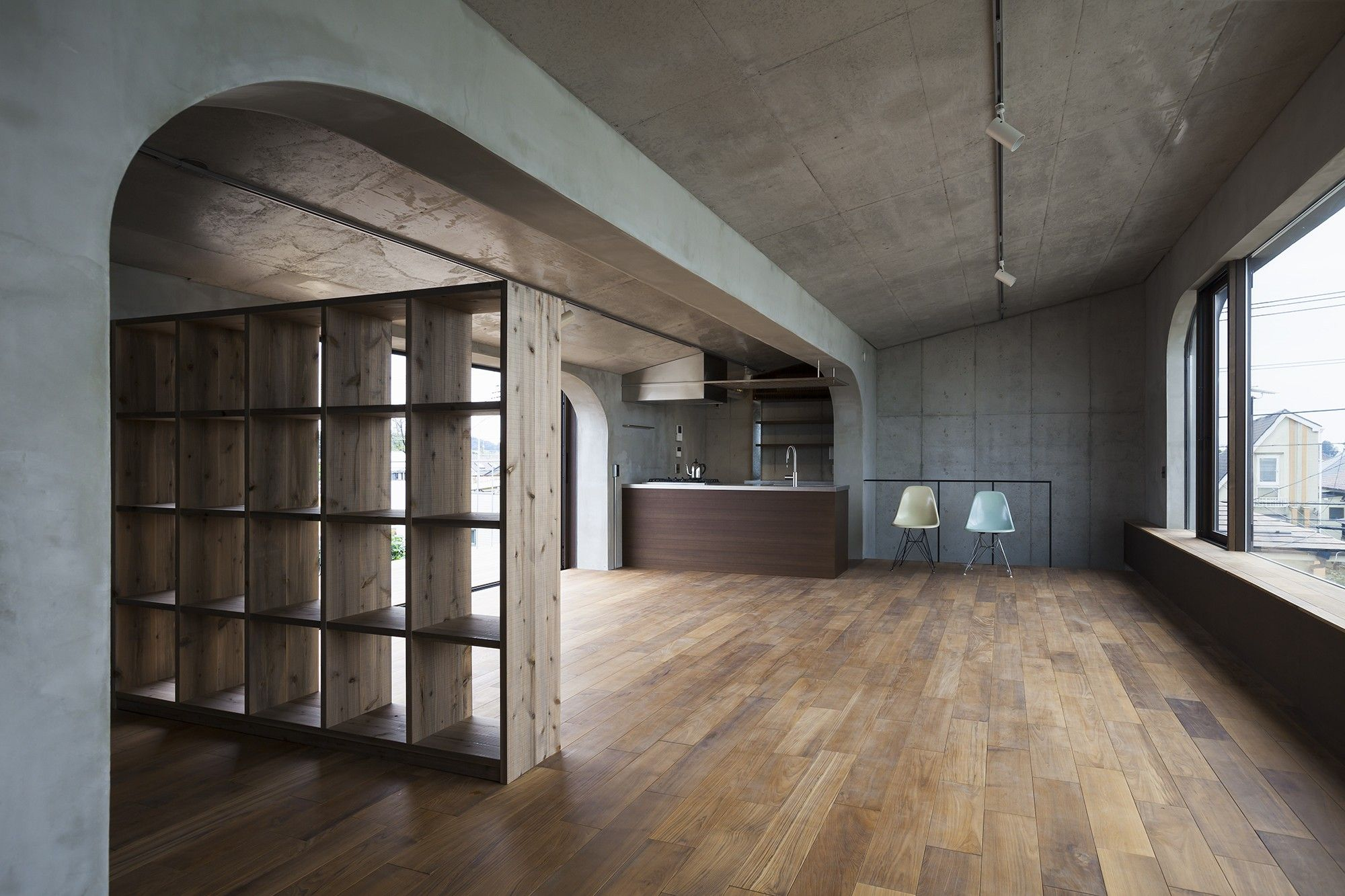 YUUA Architects and Associates - Project - coniwa