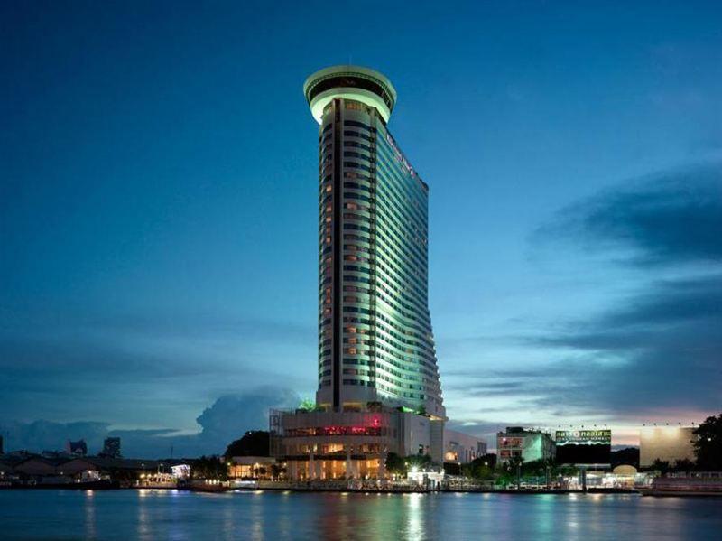 Millennium Hilton Hotel Riverside Bangkok Thailand Aa