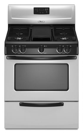 Whirlpool 3wfg231lvs 220 Volt 50 Hertz 5 Burner Gas Range Cooking Appliances Stainless Steel Gas Stove Gas Stove