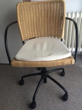 b rostuhl von ikea in niedersachsen g ttingen b rom bel gebraucht kaufen ebay. Black Bedroom Furniture Sets. Home Design Ideas