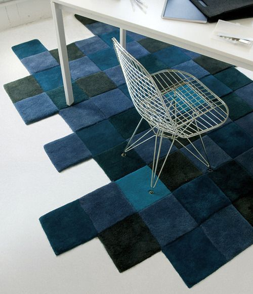 Tapis Design DO LO REZ Par Ron ARAD