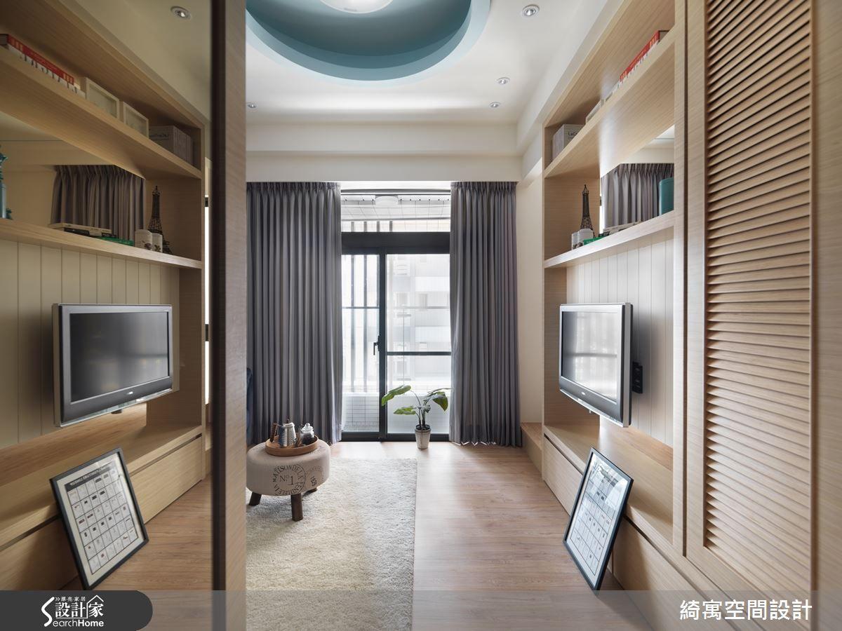 綺寓空間設計 張睿誠 北歐風   設計家 Searchome