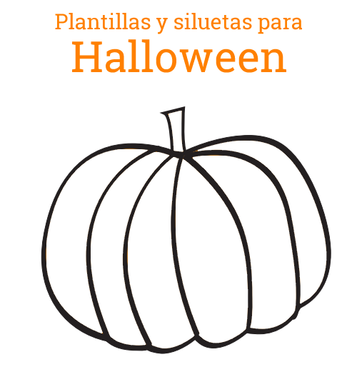 Siluetas de Halloween | Halloween diy and Fiestas