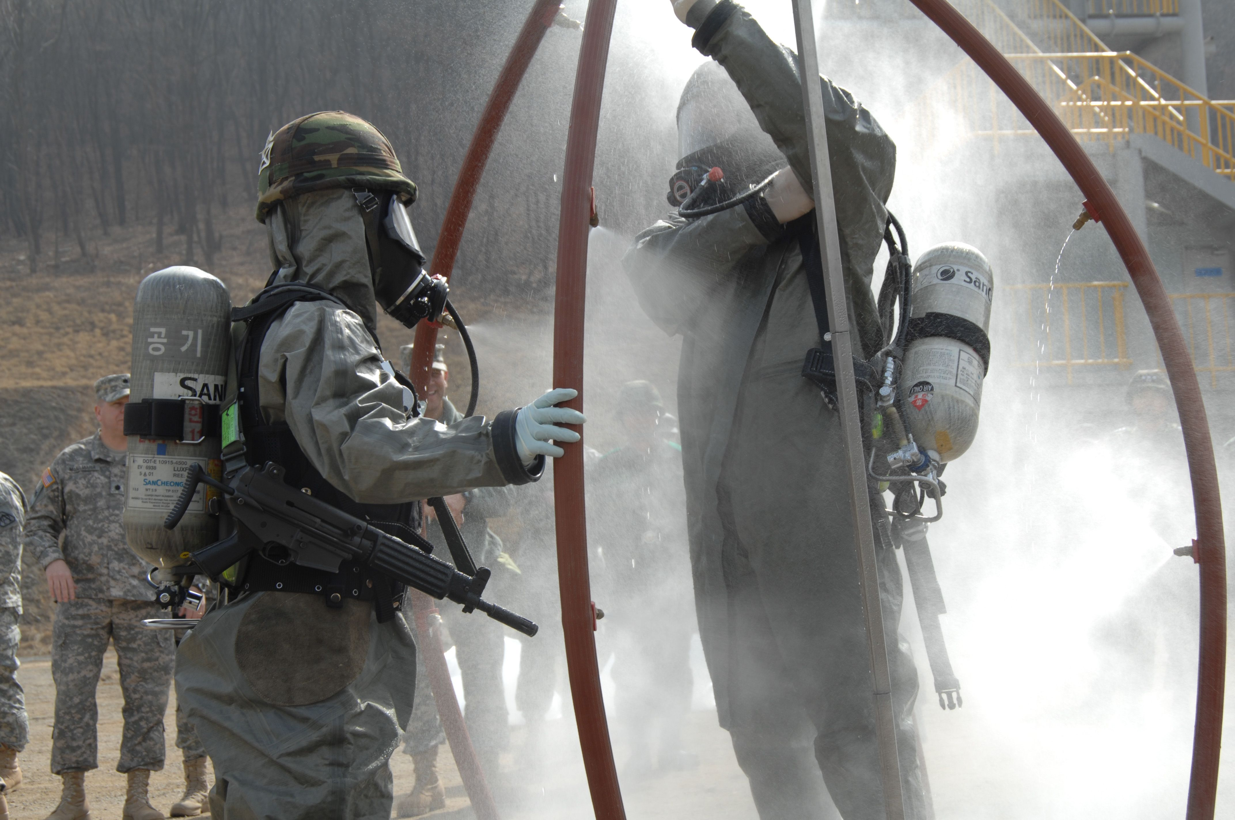 CBRN Containment and Decontamination Guide Doomsday and