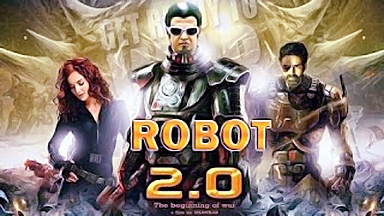 Robot 2 0 Full Official Trailer In This Video You Can See Robot 2 0