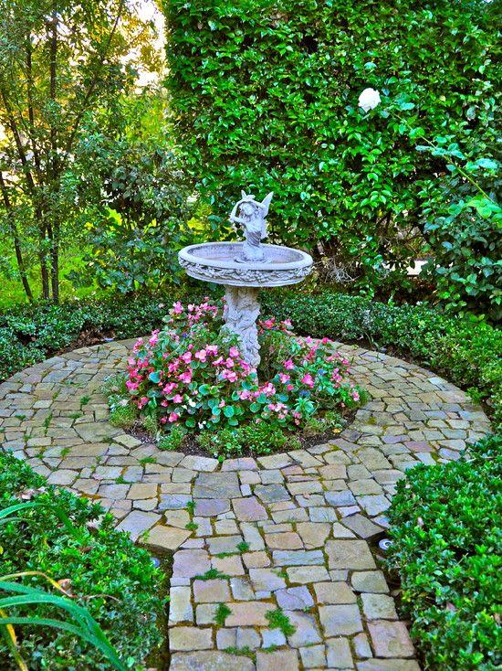 Shade Garden Design Small Spaces
