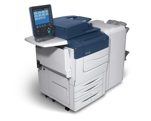Xerox Color C60 Printer Printer Print Server Color
