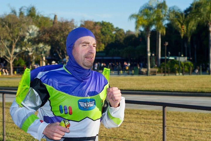runDisney as Buzz Lightyear