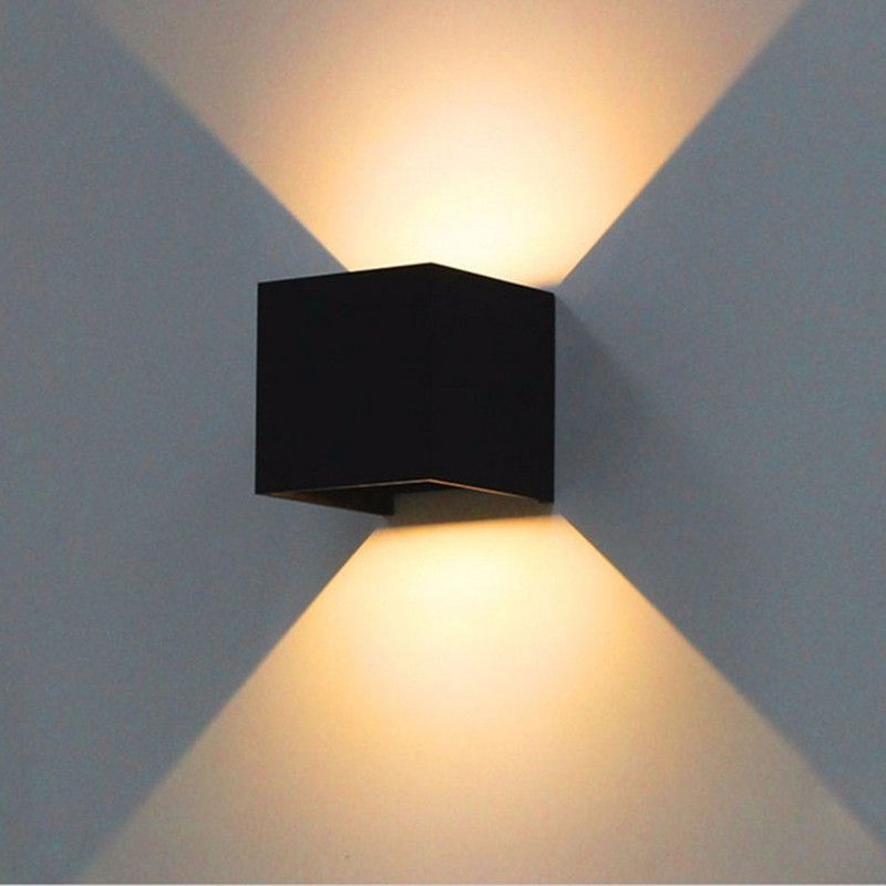 IP65 Cube Adjustable Surface Mounted Outdoor Led Lighting Led Indoor ...