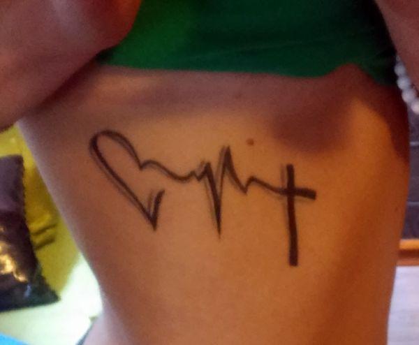 Wiara Nadzieja Miłość Tattoos Tatuaże Z Cytatami