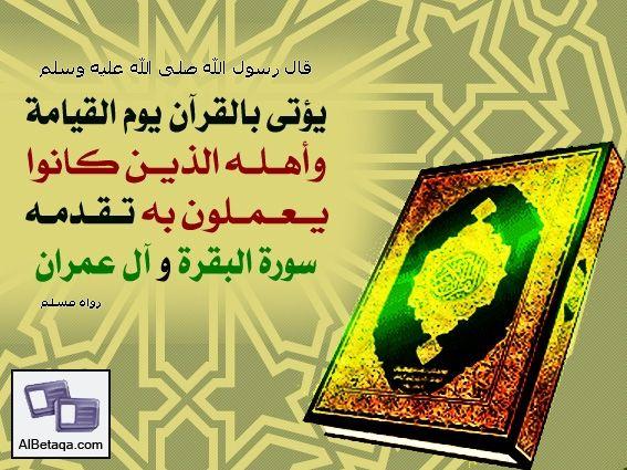 فضائل وفوائد وعلوم قرآنية متنوعة Islam Quran Islam Quran