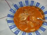 Rezept Gyrossuppe von Ute1963 - Rezept der Kategorie Suppen