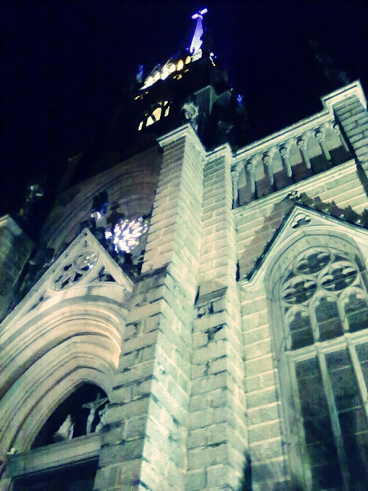 Uma das catedrais mais lindas que já vi!