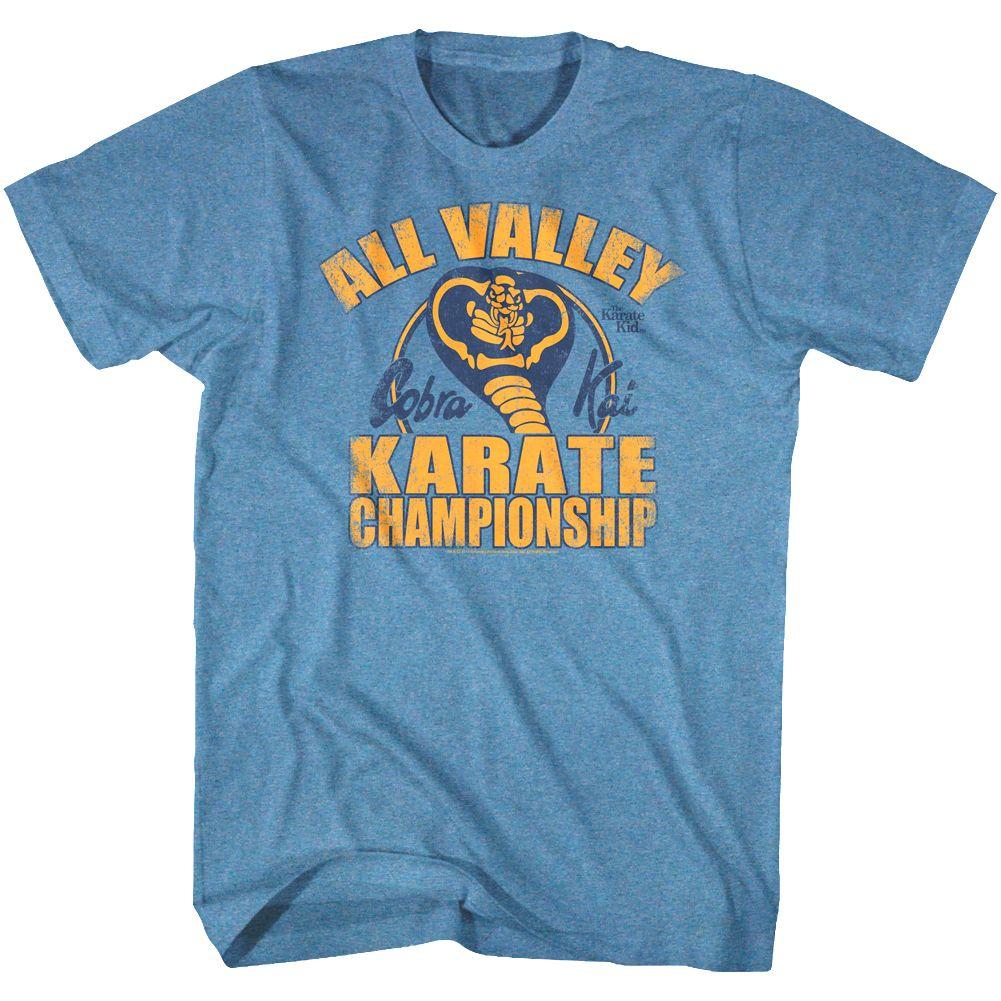 a81ca6cd Karate Kid Cobra Kai All Valley Championship Snake Men's T Shirt . . . . . # karatekid #karate #karatekidfashion #karatekidtshirt #cobrakai #waxonwaxoff  ...