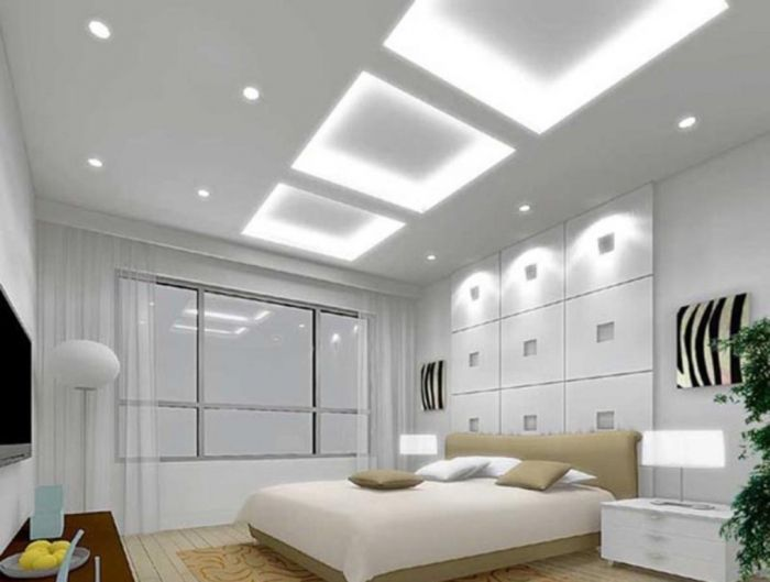 46 Dazzling & Catchy Ceiling Design Ideas 2017 … [UPDATED | Design ...