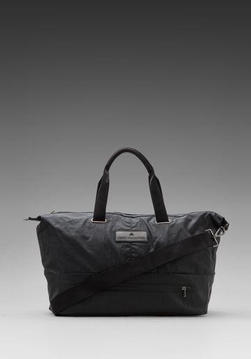 b0dbec56c10 ADIDAS BY STELLA MCCARTNEY Big Bag in Black Sharp Grey - adidas by Stella  McCartney
