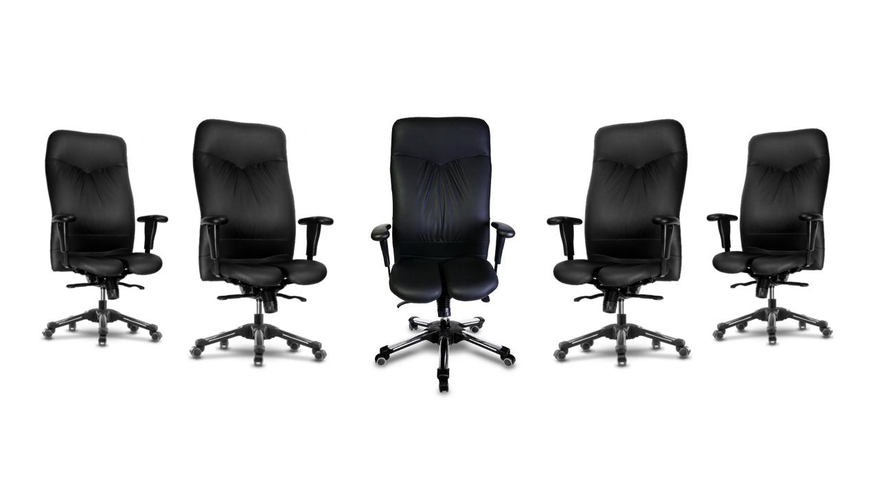 Sillas ergonómicas para #ejecutivos. haraiberia.com