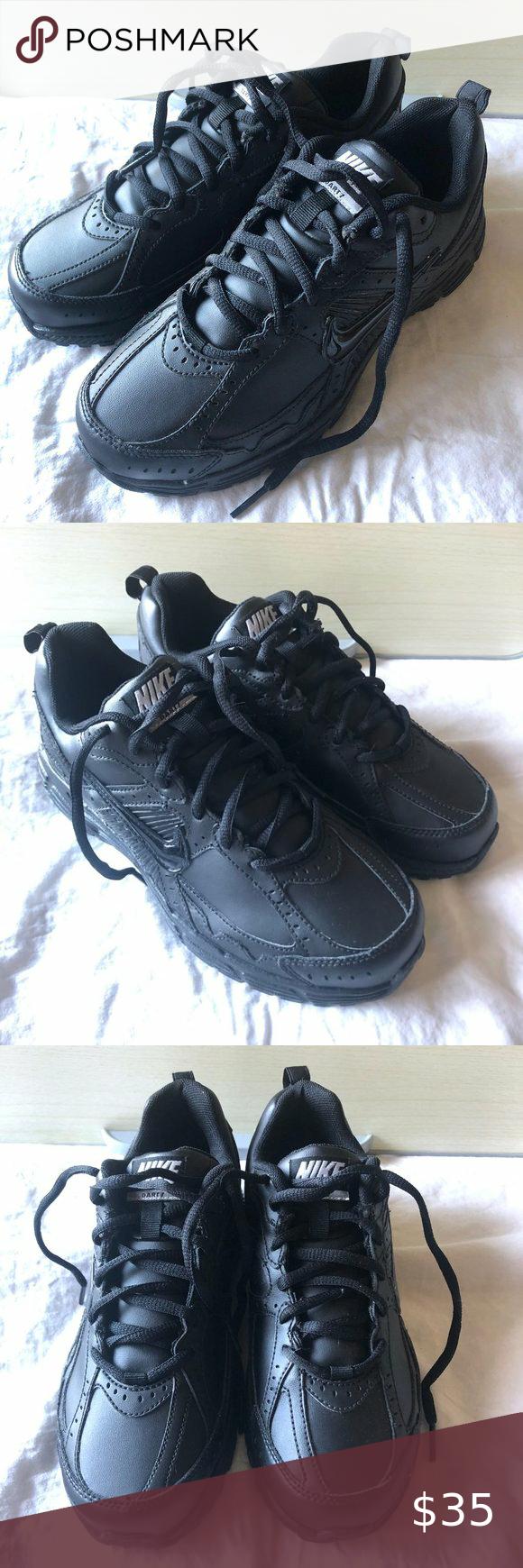Nike Dart 7 All Black Running Sneakers