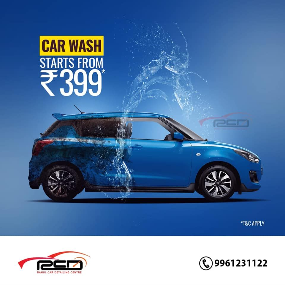 Car Detailing Centre in Trivandrum in 2020 Car wash, Car