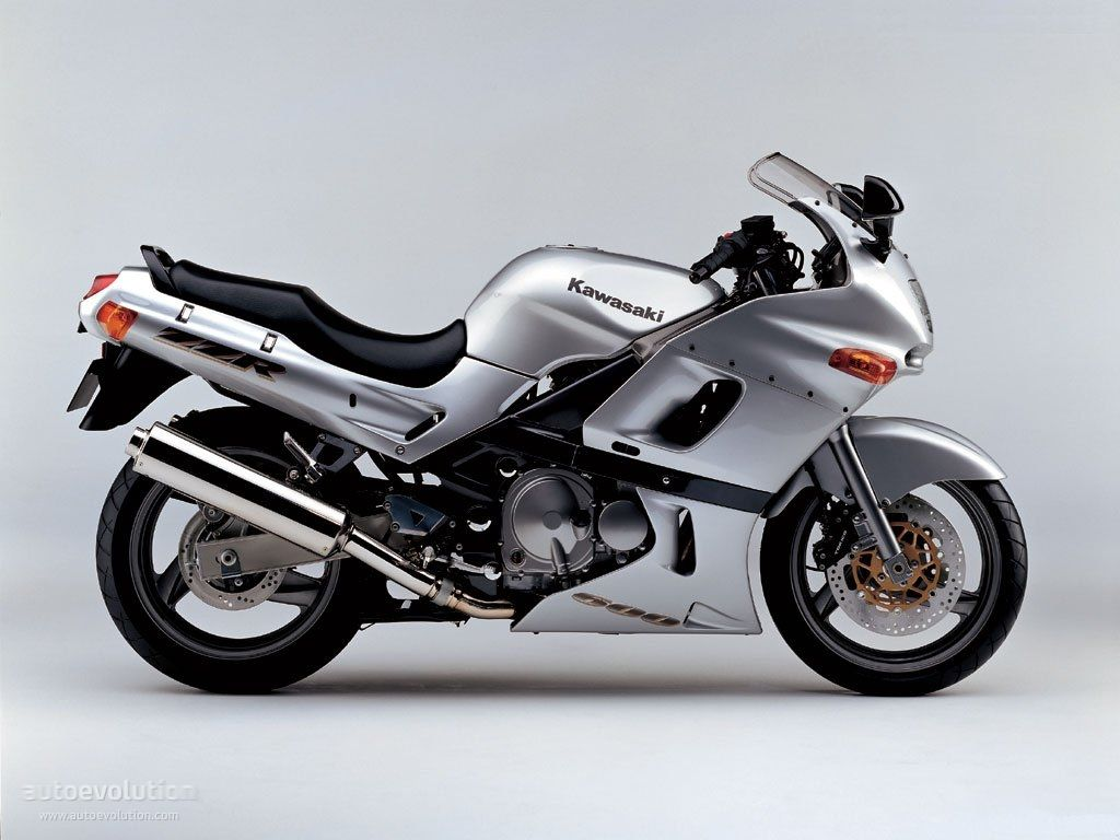 Kawasaki ZZR 600 High Performance Engine