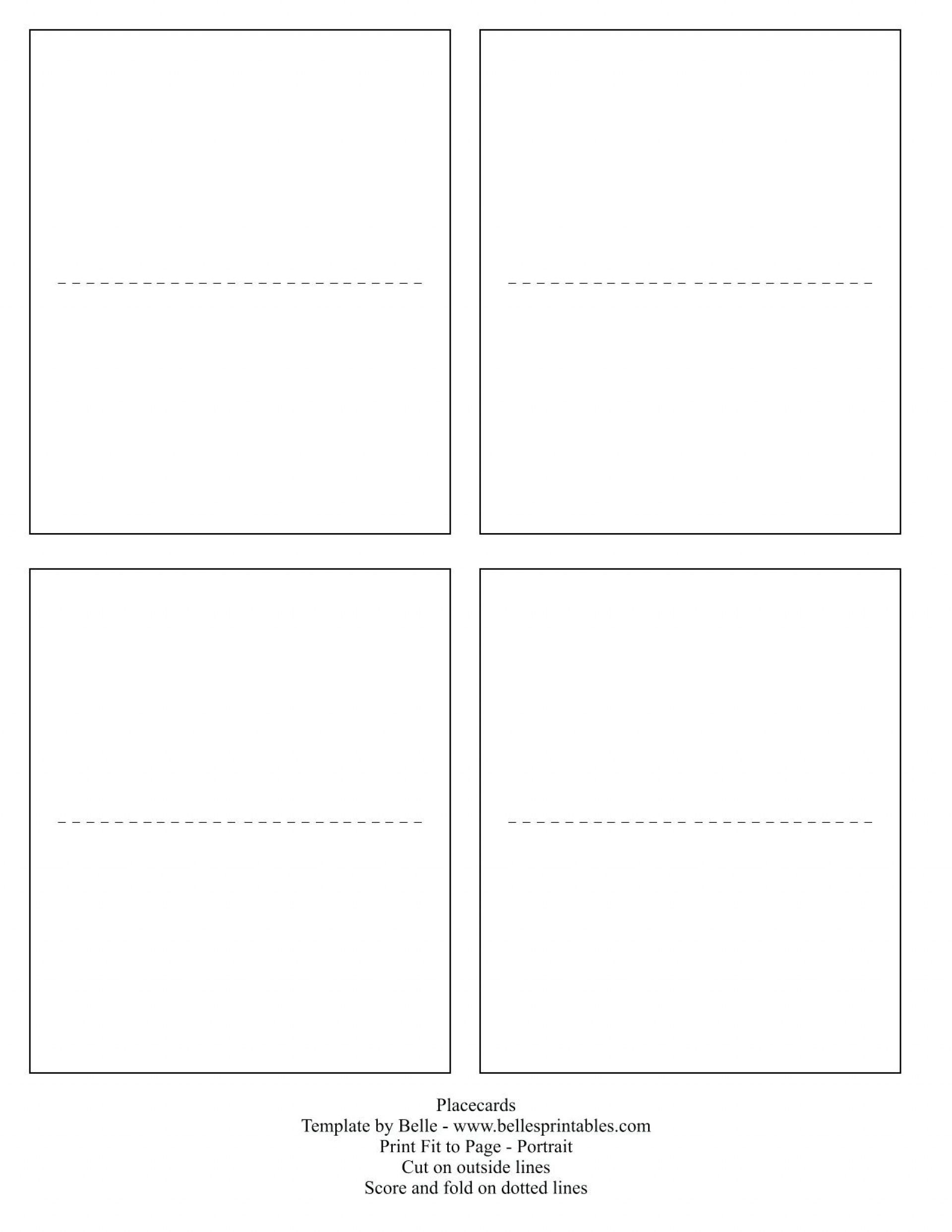 4 Fold Card Template Word from i.pinimg.com