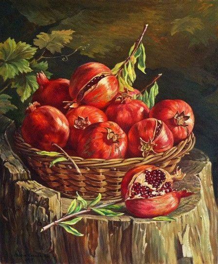 ροδια on Pinterest   Pomegranates, Pavlova and Still Life www.pinterest.com448 × 544Buscar por imagen Visitar página  Ver imagen