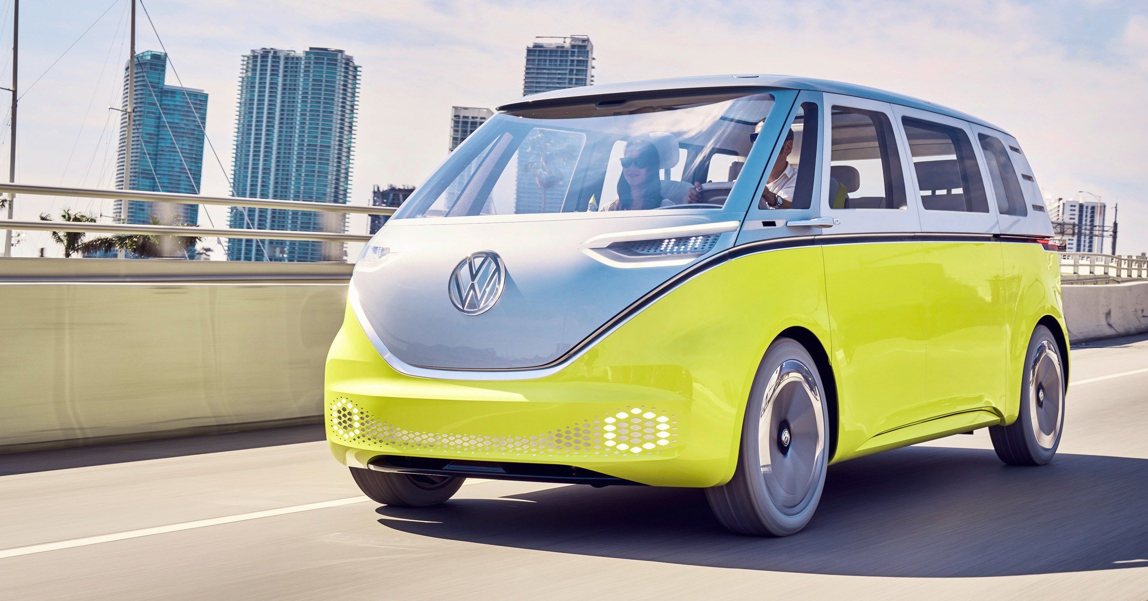 A New Jeep Wrangler Vw S Electric Hippie Bus Uber S Never Ending