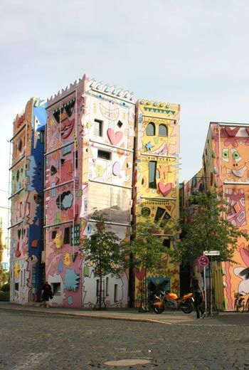 Happy Rizzi House - Braunschweig - Germany