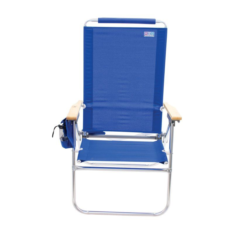 Awesome Outdoor Rio Beach Hi Boy Tall Back Beach Chair Blue In Squirreltailoven Fun Painted Chair Ideas Images Squirreltailovenorg