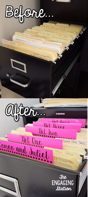 File Cabinet Desk Office Organization