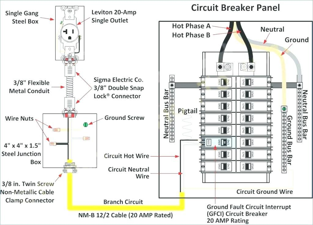 Image Result For Residential Electric Panel Diagram Circuit Breaker Panel Breaker Panel Electrical Wiring