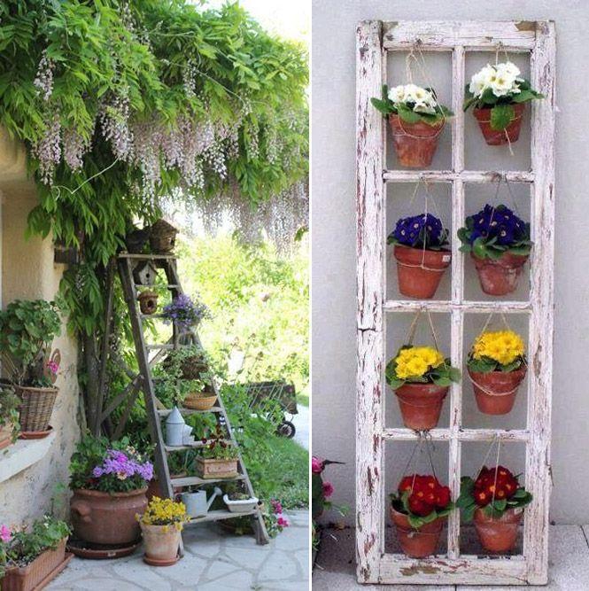 Artesanato Jardim Da Estrela ~ Decoraç u00e3o de Jardins Ideias e fotos incríveis para copiar! Gardens, Garden ideas and Yards