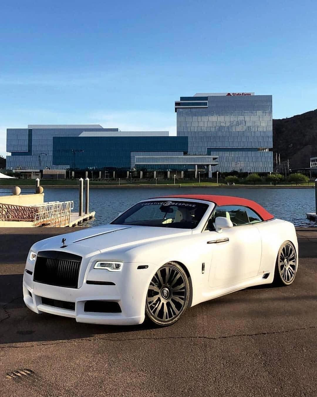 Image may contain car and outdoor RollsRoyceClassicCars
