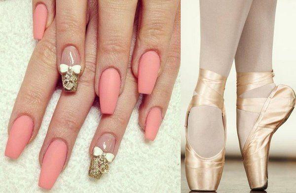 elegant ballerina nail shapes