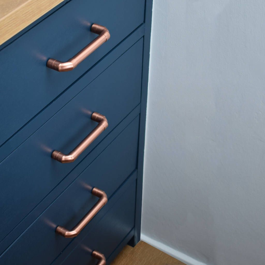 Spray paint for kitchen cupboards  Copper Pull  Kitchen cabinets  Pinterest  Copper Door knobs and