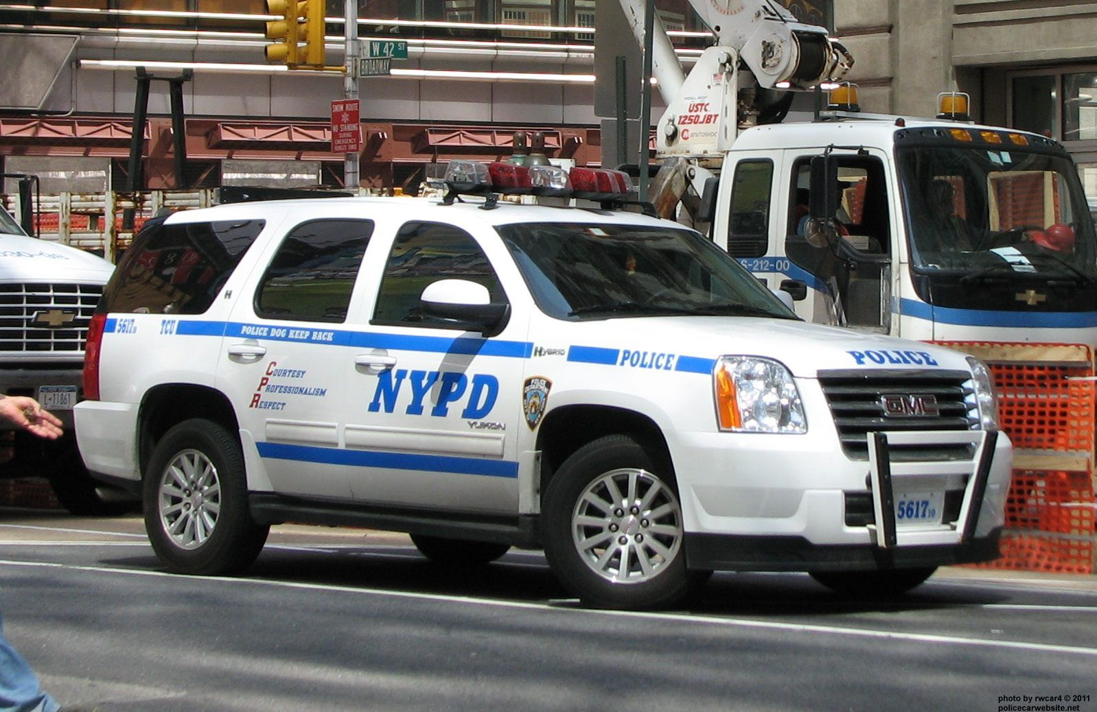 Nypd Gmc Yukon K9 Unit Jpm Entertainment Old Police Cars Police Cars Gmc Vehicles
