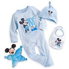 277fbb2468fa Ensemble cadeau pour bébé Mickey Mouse Layette   vetement bébé