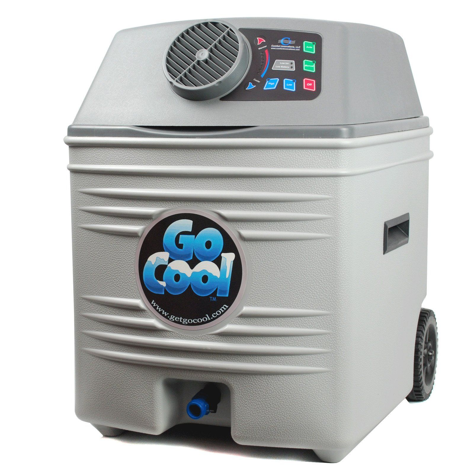 Go Cool Provides All Of The Benefits Of Portable Air Conditioners