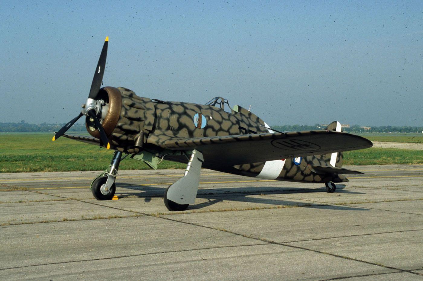 Macchi MC.200 Saetta-The Macchi C.200 Saetta (Italian: both Arrow or Lightning)…