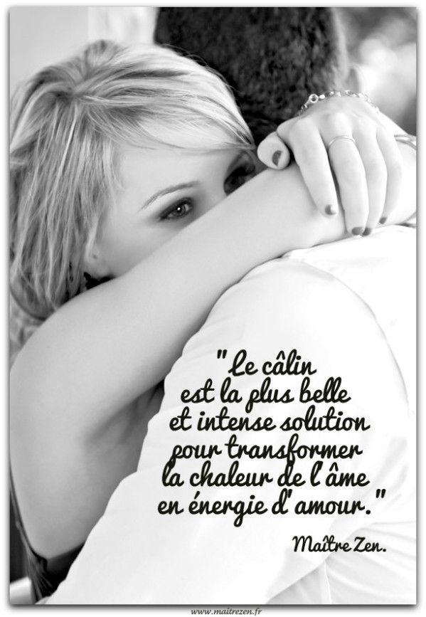 Le Câlin Belle Citation Amour Citation Et Citations