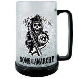 Sons Of Anarchy Freezer Mug Sons Of Anarchy Brands Sons Of Anarchy Anarchy Mugs