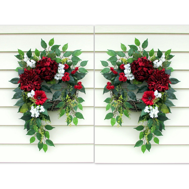 Hydrangea Wreaths, Double Door Wreaths, Farmhouse Wreath, 14 inch Wreaths, Spring Wreath, Country Home Decor, Front Door Wreath, Red wreath #doubledoorwreaths Hydrangea Wreaths, Double Door Wreaths, Farmhouse Wreath, 14 inch Wreaths, Spring Wreath, Country Home Decor, Front Door Wreath, Red wreath #doubledoorwreaths Hydrangea Wreaths, Double Door Wreaths, Farmhouse Wreath, 14 inch Wreaths, Spring Wreath, Country Home Decor, Front Door Wreath, Red wreath #doubledoorwreaths Hydrangea Wreaths, Doub #doubledoorwreaths