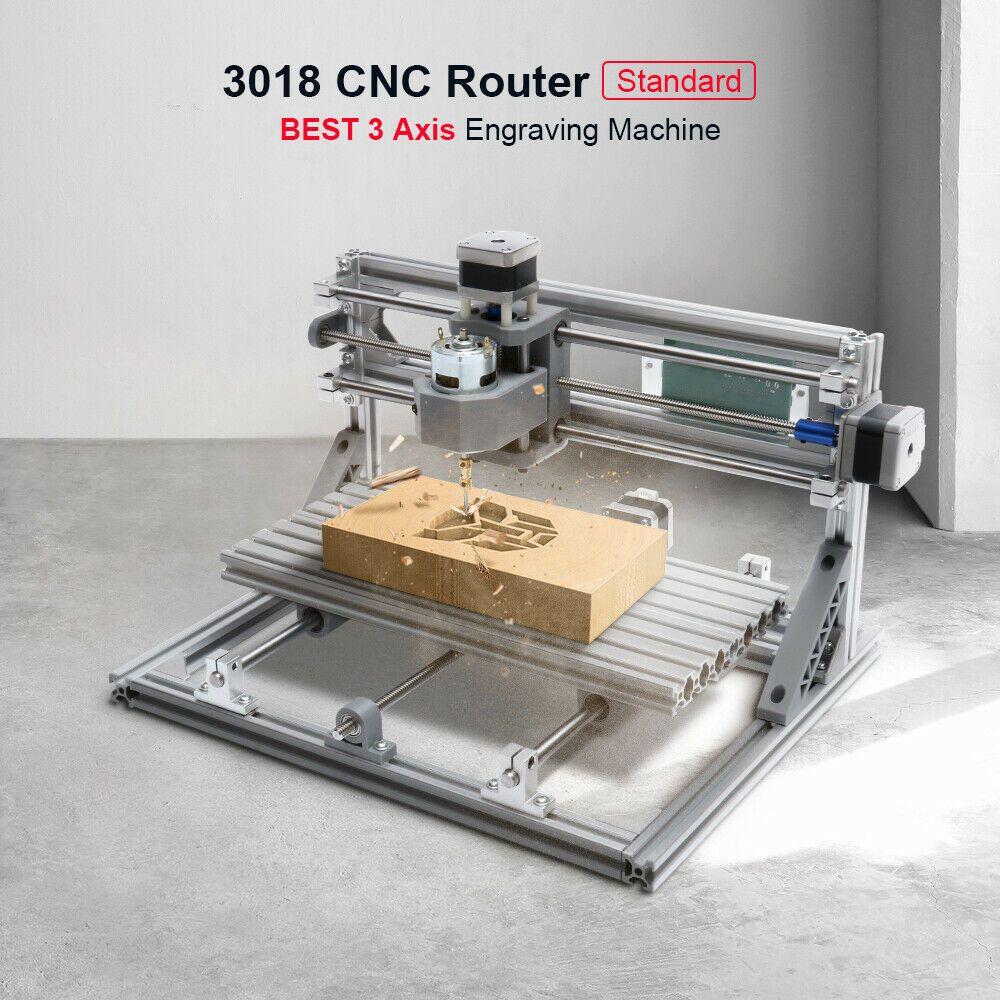 eBay #Sponsored 3 Axis DIY Mini CNC Laser Machine PCB PVC