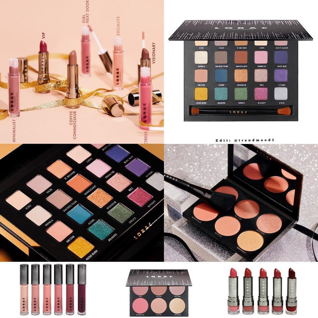 ultabeauty LORAC Holiday 2018 Shine Bright Collection